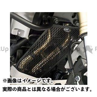 【エントリーで最大P21倍】アールアンドジー XT1200Zスーパーテネレ ドレスアップ・カバー ダウンパイプグリル(ブラック) R&G