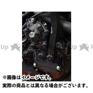 【エントリーで更にP5倍】アールアンドジー ニンジャZX-10R ドレスアップ・カバー アイドルギヤカバー(右側) R&G