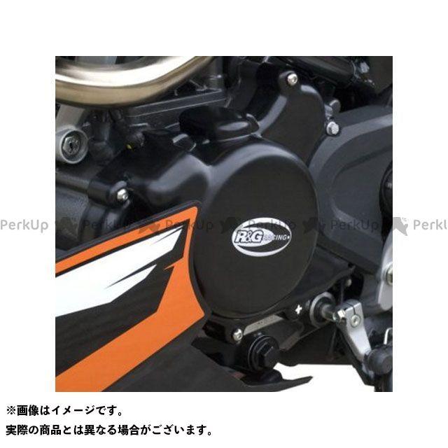 【エントリーで更にP5倍】アールアンドジー 125デューク 200デューク 390デューク エンジンカバー関連パーツ クランクケースカバー(左側) R&G