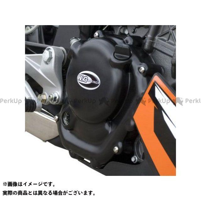 【エントリーで更にP5倍】アールアンドジー 125デューク 200デューク 390デューク エンジンカバー関連パーツ クランクケースカバー(右側) R&G