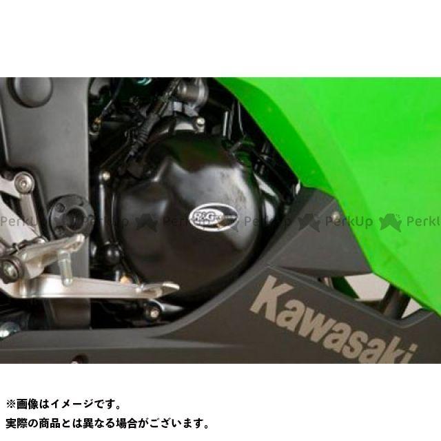 アールアンドジー ニンジャ250 Z250 エンジンカバー関連パーツ クラッチカバー(右側) R&G