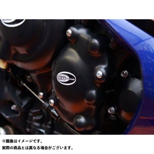 アールアンドジー デイトナ675 エンジンカバー関連パーツ スターターカバー(右側) R&G