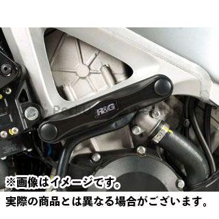 アールアンドジー トゥオーノV4R APRC その他フレーム関連パーツ フレームスキッダー(ブラック) R&G