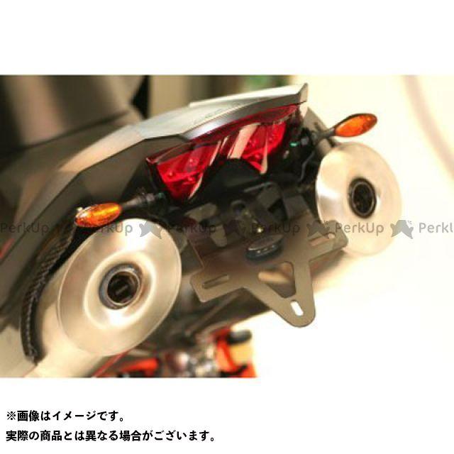 【エントリーで最大P21倍】アールアンドジー 990スーパーデュークR フェンダー フェンダーレスキット(ブラック) R&G