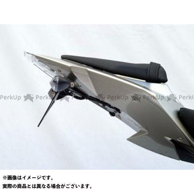 【エントリーで最大P21倍】アールアンドジー S1000RR フェンダー フェンダーレスキット(ブラック) R&G