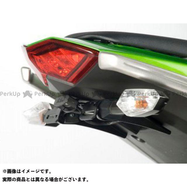【エントリーで最大P21倍】アールアンドジー ニンジャ1000・Z1000SX Z1000 フェンダー フェンダーレスキット(ブラック) R&G