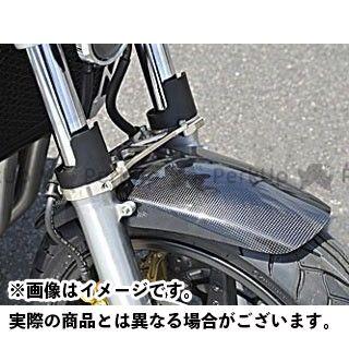 YAMAMOTO RACING CB1300スーパーフォア(CB1300SF) フェンダー CB1300SF SPEC-A カーボンフロントフェンダー ヤマモトレーシング