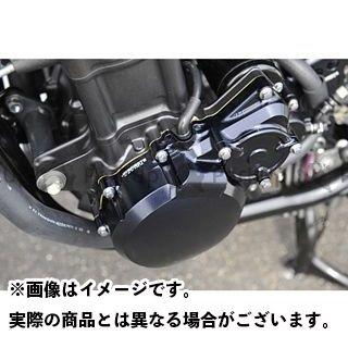 【エントリーで更にP5倍】YAMAMOTO RACING CB1300スーパーフォア(CB1300SF) エンジンカバー関連パーツ CB1300SF SPEC-A クランクケースカバー カラー:ブラック ヤマモトレーシング