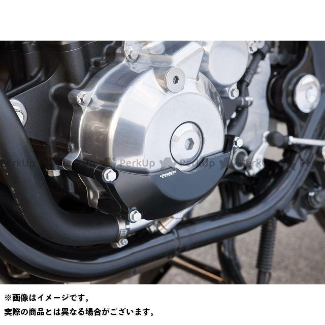 YAMAMOTO RACING CB1300スーパーボルドール CB1300スーパーフォア(CB1300SF) エンジンカバー関連パーツ 14~CB1300SFエンジンプロテクターセット ブラック ヤマモトレーシング