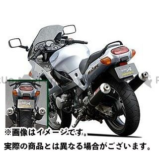 YAMAMOTO RACING ZZR400 マフラー本体 ZZR400 SPEC-A スリップオン サイレンサー カーボン