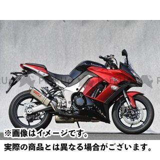 YAMAMOTO RACING ニンジャ1000・Z1000SX マフラー本体 NINJA1000 SPEC-A SLIP-ON TYPE-S ヤマモトレーシング