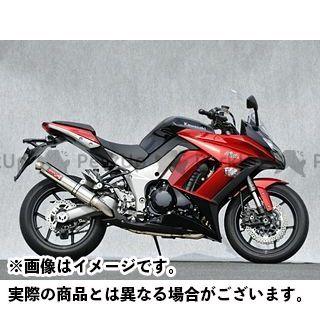 【エントリーで更にP5倍】YAMAMOTO RACING ニンジャ1000・Z1000SX マフラー本体 NINJA1000 SPEC-A TI4-2-1 SHORT ヤマモトレーシング