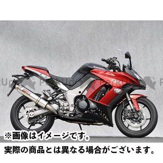 【エントリーで更にP5倍】YAMAMOTO RACING ニンジャ1000・Z1000SX マフラー本体 NINJA1000 SPEC-A TI4-2-1 LONG ヤマモトレーシング