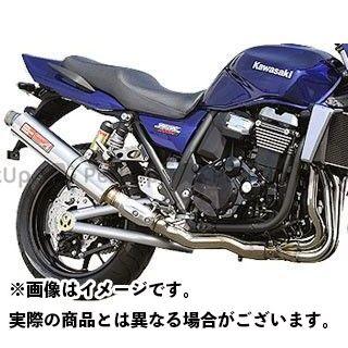 YAMAMOTO RACING ZRX1200ダエグ マフラー本体 ZRX1200DAEG SPEC-A スリップオン チタンサイレンサー