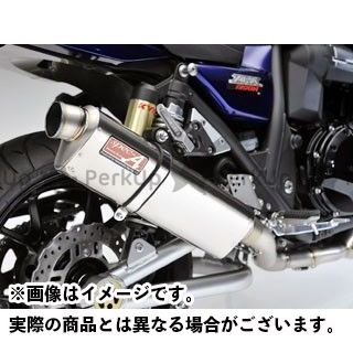 【エントリーで更にP5倍】YAMAMOTO RACING ZRX1200ダエグ マフラー本体 ZRX1200DAEG SPEC-A チタン4-2-1 TYPE-S レース専用 ヤマモトレーシング