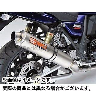 YAMAMOTO RACING ZRX1200ダエグ マフラー本体 ZRX1200DAEG SPEC-A チタン4-2-1 チタン レース専用 ヤマモトレーシング