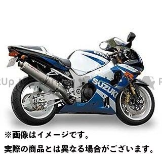 【エントリーで更にP5倍】YAMAMOTO RACING GSX-R1000 マフラー本体 GSX-R1000 SPEC-A スリップオンアップ チタンサイレンサー ヤマモトレーシング