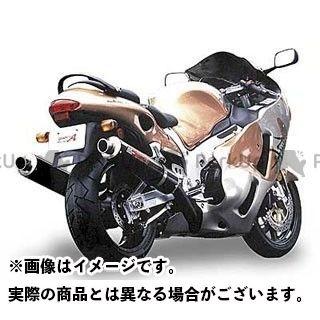 YAMAMOTO RACING 隼 ハヤブサ マフラー本体 GSX1300R SPEC-A スリップオン サイレンサー 仕様:カーボン ヤマモトレーシング