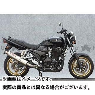 【エントリーで最大P21倍】YAMAMOTO RACING GSX1400 マフラー本体 GSX1400 SPEC-A スリップオン チタンサイレンサー ヤマモトレーシング