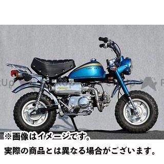 YAMAMOTO RACING モンキー マフラー本体 MONKEY MINI TYPE-B ヤマモトレーシング