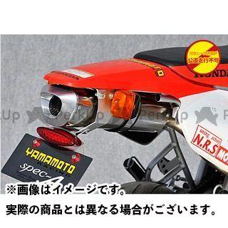 YAMAMOTO RACING XR100モタード マフラー本体 XR100 SUS RS4-C100 TYPE-DA レース ヤマモトレーシング