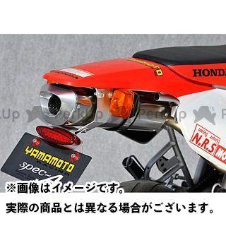 YAMAMOTO RACING XR100モタード マフラー本体 XR100 SUS RS4-C100 TYPE-DA JMCA ヤマモトレーシング