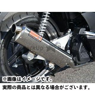 YAMAMOTO RACING PCX125 マフラー本体 SPEC-A ステンレス1-1 TYPE-S ヤマモトレーシング