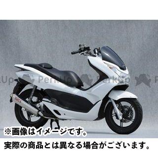 YAMAMOTO RACING PCX125 マフラー本体 12~PCX125 SPEC-A ステンレス 仕様:TYPE-S ヤマモトレーシング