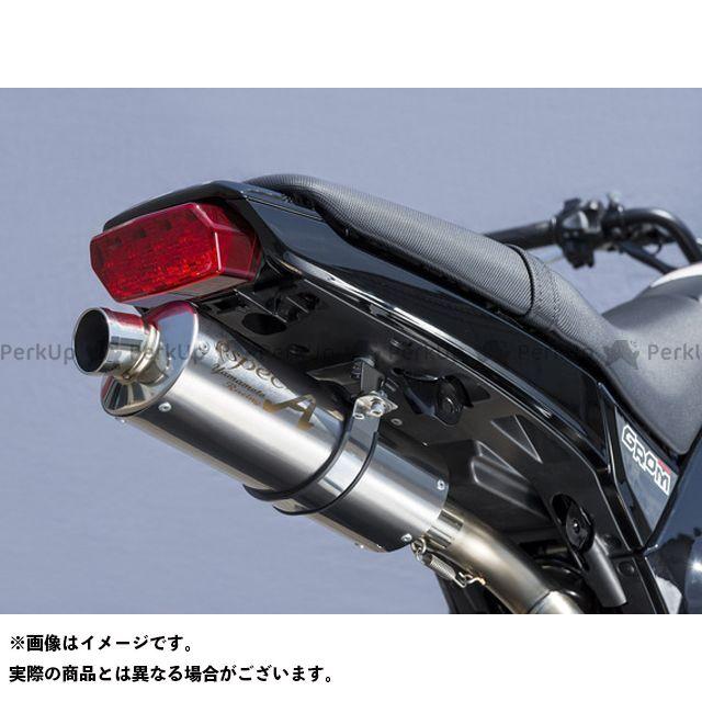 YAMAMOTO RACING グロム マフラー本体 13~GROM SPEC-A RS4-C チタン ヤマモトレーシング