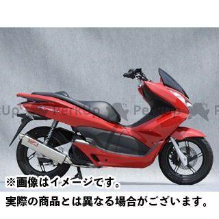 YAMAMOTO RACING PCX150 マフラー本体 12~PCX150 SPEC-A ステンレス 仕様:TYPE-S ヤマモトレーシング