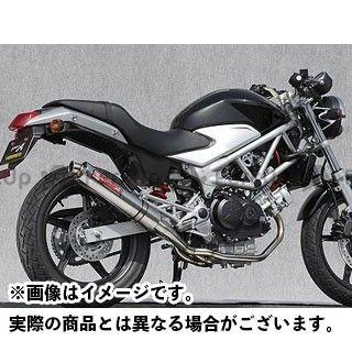 YAMAMOTO RACING VTR250 マフラー本体 SUS2-1 TI(JMCA)