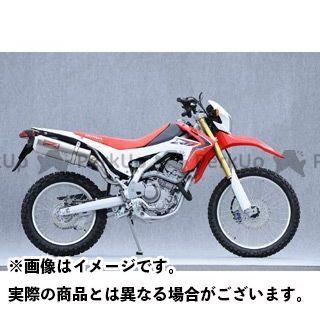 【エントリーで最大P23倍】YAMAMOTO RACING CRF250L マフラー本体 CRF250L SPEC-A スリップオン 仕様:TYPE-SA ヤマモトレーシング