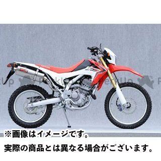 YAMAMOTO RACING CRF250L マフラー本体 CRF250L SPEC-A スリップオン 仕様:TYPE-S ヤマモトレーシング
