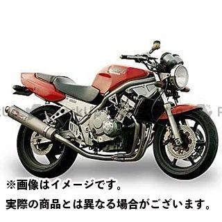 YAMAMOTO RACING CB-1 マフラー本体 CB-1 SPEC-A ステンレス4-1 2Version 仕様:チタン ヤマモトレーシング
