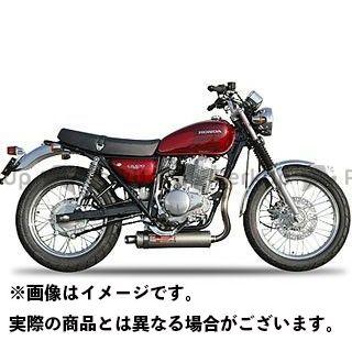 YAMAMOTO RACING CB400SS マフラー本体 CB400SS SPEC-A ステンレス2-1 TYPE-D ヤマモトレーシング
