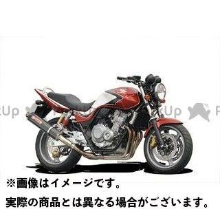 YAMAMOTO RACING CB400スーパーフォア(CB400SF) マフラー本体 CB400SF SPEC-A スリップオンサイレンサー 仕様:カーボン ヤマモトレーシング