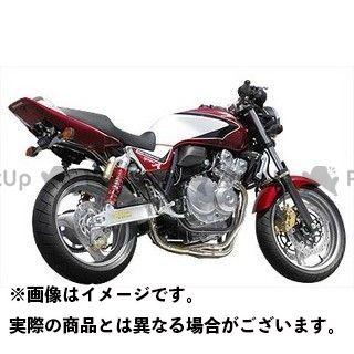 【エントリーで更にP5倍】YAMAMOTO RACING CB400スーパーフォア(CB400SF) マフラー本体 CB400SF SPEC-A プレミアムエディション ヤマモトレーシング