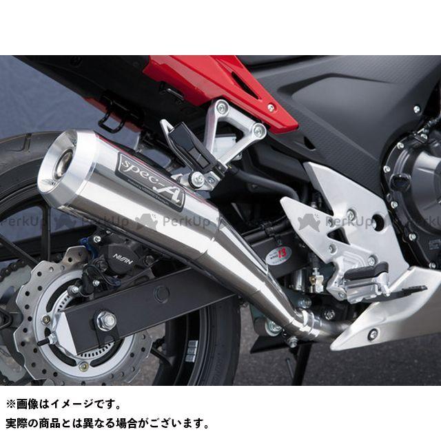 YAMAMOTO RACING CBR400R マフラー本体 CBR400R SUS SLIP-ON 仕様:メガホン ヤマモトレーシング