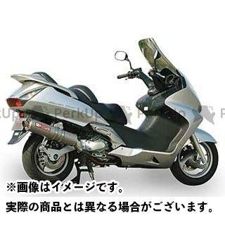 YAMAMOTO RACING シルバーウイング600 マフラー本体 SILVER WING600 SPEC-A スリップオンチタン ヤマモトレーシング