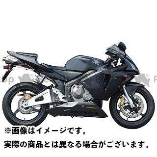 YAMAMOTO RACING CBR600RR マフラー本体 CBR600RR SPEC-A スリップオンチタンサイレンサー ヤマモトレーシング