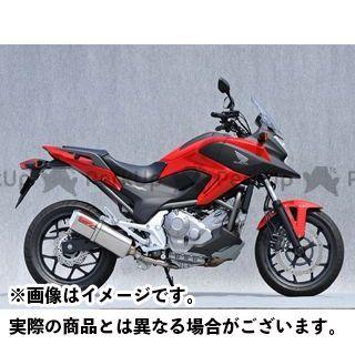 YAMAMOTO RACING NC700X マフラー本体 NC700X SPEC-A スリップオン 仕様:TYPE-S ヤマモトレーシング