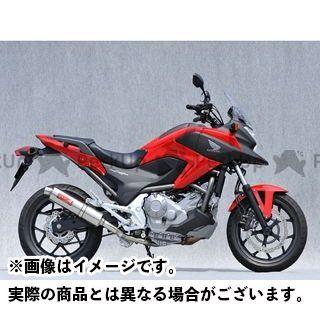 YAMAMOTO RACING NC700X マフラー本体 NC700X SPEC-A スリップオン 仕様:チタン ヤマモトレーシング