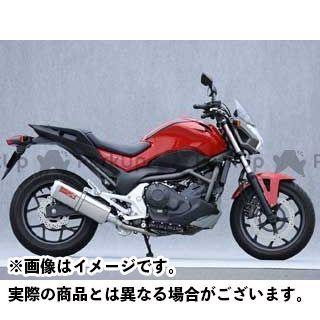 YAMAMOTO RACING NC700S マフラー本体 NC700S SPEC-A スリップオン TYPE-S ヤマモトレーシング