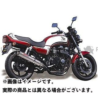YAMAMOTO RACING CB750 マフラー本体 CB750 SPEC-A チタン4-1チタンサイレンサー ヤマモトレーシング