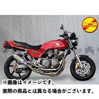 【エントリーで更にP5倍】YAMAMOTO RACING CB750F マフラー本体 CB750F SPEC-A チタン4-2-1 80'S TYPE-2 ヤマモトレーシング
