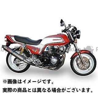 【エントリーで更にP5倍】YAMAMOTO RACING CB750F マフラー本体 Spec-A チタン4-2-1/チタンサイレンサー ヤマモトレーシング