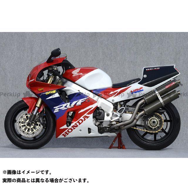 【エントリーで更にP5倍】YAMAMOTO RACING RVF750/RC45 マフラー本体 RC45 SPEC-A TI4-2-2 ヤマモトレーシング