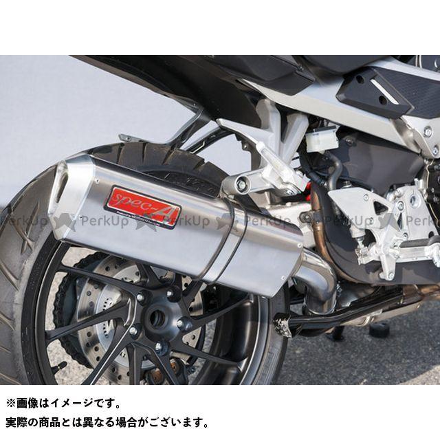 YAMAMOTO RACING VFR800X クロスランナー マフラー本体 VFR800X SLIP-ON 仕様:TYPE-SA ヤマモトレーシング