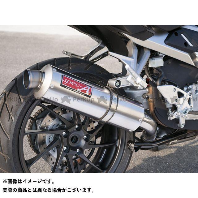 YAMAMOTO RACING VFR800X クロスランナー マフラー本体 VFR800X SLIP-ON 仕様:チタン ヤマモトレーシング