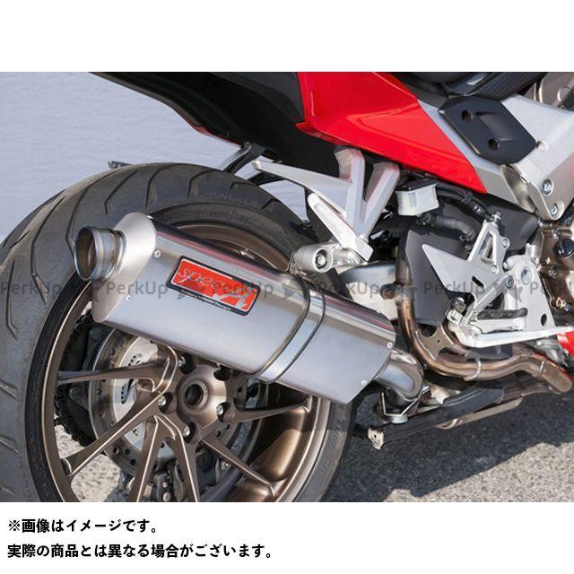 YAMAMOTO RACING VFR800F マフラー本体 VFR800F SLIP-ON 仕様:TYPE-S ヤマモトレーシング